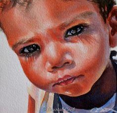 """Savvy"" - Original Fine Art for Sale - © Crystal  Cook"