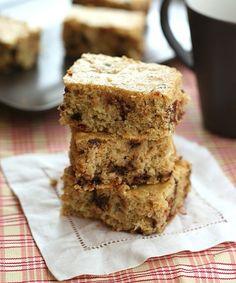 Gluten-Free Coconut Banana Chocolate Chip Breakfast Cake @Carolyn Ketchum