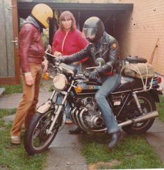 My Suzuki GS550E, 1981