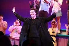 """Opening Night Of """"Heathers: The Musical"""" - Curtain Call Ryan Mccartan, Heathers The Musical, Picture Movie, Curtain Call, Opening Night, Musical Theatre, Hoe, Love Book, Theater"""