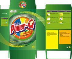 Detergent box