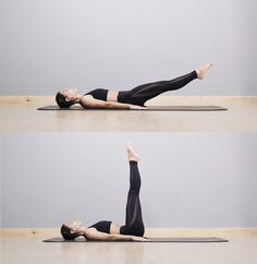 The core can be hard to grasp or tangibly activate but it's essential for inversions. Practice these 12 core exercises to transform your inversion practice. Yoga Inversions, Yoga Handstand, Handstand Training, Leg Day Workouts, Lifting Workouts, Resistance Band Exercises, Core Exercises, Slim Waist Workout, Calisthenics Workout