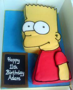 40 delightful 82 the simpsons cakes images simpsons cake rh pinterest com