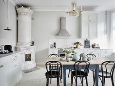 A beautiful Swedish home in calm, muted tones (my scandinavian home)