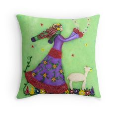 $27.50 #aries #ariesgirl #ariesgoddess #ariesart #astrology #astrologyart #pillowcase Aries She wanders the wild, windy moors, scattering seeds on the wind, leaving little traces of her existence here and there. The fire and passion for life in her soul urging her ever on. This lovely Throw Pillow Cover printed with my original photograph features my original atrology art design Aries. This pillowcase is a great and practical home decor accessory to add some magic to your living room!