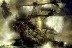 Arghh Pirate Wrecked Ship
