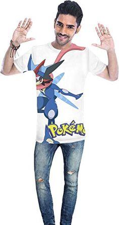 Greninja Pokemon Camiseta Unisex XX-Large #camiseta #starwars #marvel #gift