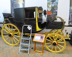 Travelling chariot