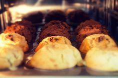 Les muffins Columbus tout droit sortis du four ! MIAM  www.columbuscafe.com