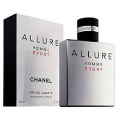Chanel Allure Homme Sport. Awesome men's fragrance that's not over used!