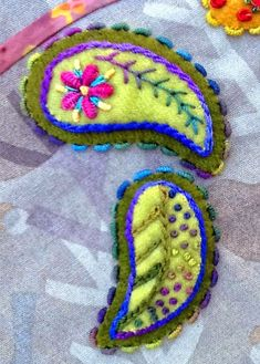 Kerry Stitch Designs - Enchantment progress