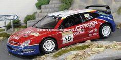 Rally of Turkey 2003 Citroen Xsara WRC Sainz/Martí 1/43
