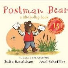 PDF Free Postman Bear (Tales From Acorn Wood) Author Julia Donaldson and Axel Scheffler Got Books, Books To Read, Axel Scheffler, Story Sack, Room On The Broom, The Gruffalo, Thing 1, Book People, Acorn