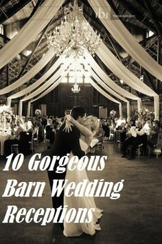 Are you in love with barn wedding? If you're looking for several barn wedding decor ideas? Rustic Folk Weddings has got the perfect list for you.