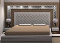 bedroom decor ideas are available on our website. wohnzimmer holz Modern Bedroom Furniture Looks Luxurious 61 Bedroom Cupboard Designs, Wardrobe Design Bedroom, Luxury Bedroom Design, Bedroom Closet Design, Bedroom Furniture Design, Home Room Design, Bed Furniture, Bedroom Decor, Bad Room Design