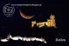 Luís Pereira Fotografia: Castelo dos Mouros e Palácio da Pena