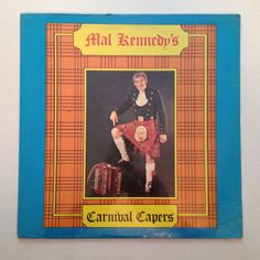 FREE SHIPPING VINYL LP: MALCOLM KENNEDY - MAL KENNEDY'S CARNIVAL CAPERS - NEW #Celtic