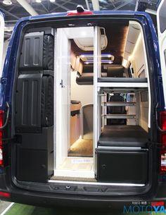 성우특장, 세계최초 쏠라티 캠핑카 : 네이버 블로그 Diy Van Camper, Diy Camper Trailer, Camper Van Life, Camper Van Conversion Diy, Motorhome Interior, Campervan Interior, Van Storage, Kombi Home, Van Home
