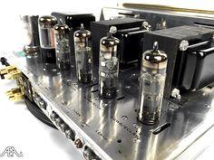 Expert stereo tube amplifier repair and restoration Valve Amplifier, Harman Kardon, High End Audio, Hifi Audio, Vacuum Tube, Tecno, Audiophile, Restoration, Electronics