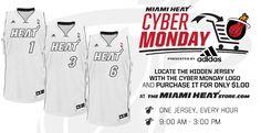 2012 Cyber Monday - Miami Heat