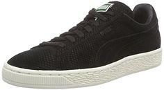 Flexracer SL, Sneakers Basses Mixte Adulte, Noir (Black-White), 42 EUPuma