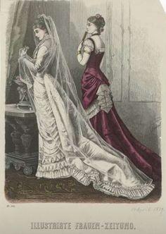 Illustrirte Frauen Zeitung 1879