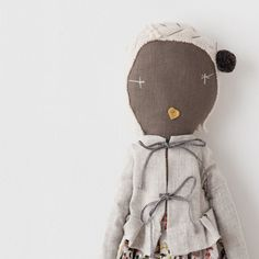 jess brown dolls | jess brown(ジェス ブラウン) JESS BROWN-RAG DOLL(9 ...