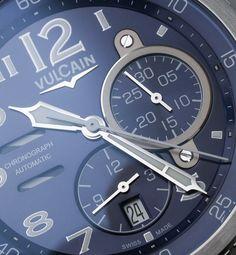 Vulcain Aviator Instrument Chronograph Watch Review