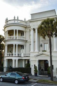 New Year's Getaway - Charleston: Walking Around