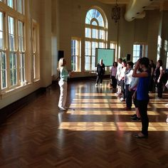 Dr Libby's Beautiful You Weekend: bringing calm to the mind and body with a restorative Qi Gong class with Dr Libby