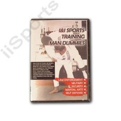 I Sports Training Man Dummies DVD by I & I Sports. $2.99. A 20 minute DVD featuring noted martial artists & others displaying the versatility of the I Sports Fighting Man Dummy (#PM1000A) and the Bubba II Grappling Dummy (#PM1003A). Rare footage of Ernie Franco, Larry Hartsell, Jeff Imada, Dan Inosanto, James Lew, Steve Nakamura, Ted Lucaylucay, Don Nielson and others displaying assorted techniques on the I Sports Fighting Man Dummy. Plus, Burton Richard...