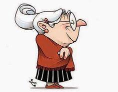 Sempre criança: A  Língua de Nhem Havia  uma velhinha             ...