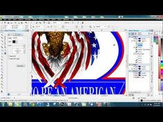 Corel Draw - working with bitmaps - Part I - YouTube