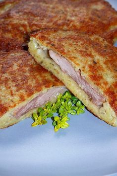 """Panenští Ondrášci"" from Valachia (North-East Moravia), Czechia No Salt Recipes, Pork Recipes, Czech Recipes, Hungarian Recipes, Sweet And Salty, Sandwiches, Good Food, Food And Drink, Treats"