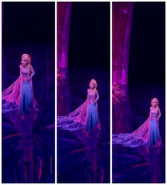 Look carefully at Elsa... She's amazing and beautiful! << Her facial expressions! Even when the camera zooms out!