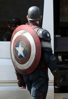 Captain America : Avengers Age of Ultron
