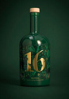 Blossa 16 by Scandinavian Design Group. #packaging #design