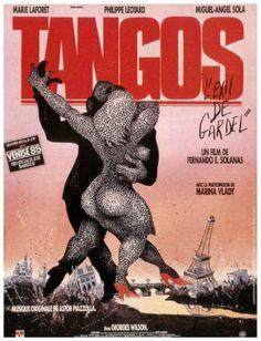 1986 TANGO L'EXIL DE GARDEL