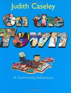 On the Town: A Community Adventure by Judith Caseley http://www.amazon.com/dp/0060295848/ref=cm_sw_r_pi_dp_pjawvb075ET0A