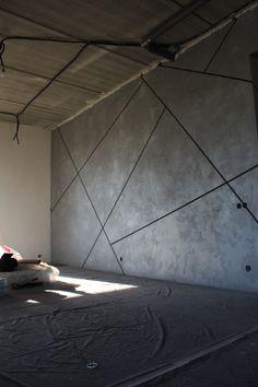 Home Room Design, Bed Design, Home Interior Design, Interior Decorating, House Design, Modern Master Bedroom, Master Bedroom Design, Feature Wall Design, Bedroom Wall Designs
