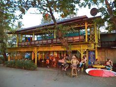 Nogui's Restaurant ~ Tamarindo Beach, Costa Rica.