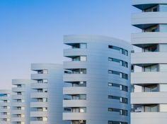 Edificios modernos,Santiago de Compostela
