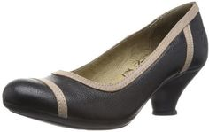 FLY London Women's Faim Wedge Pump by Fly London