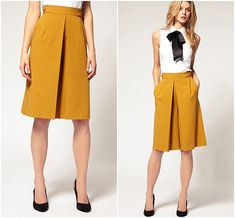 culottes | Split Skirts or Culottes is it time to embrace this trend?