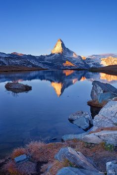 Stellisee Morning by Andreas Resch on 500px
