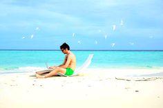 Massimo Turrini, esperto nel selezionare e costruire il prodotto Maldive. #evolutiontravel