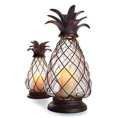 Pineapple Hurricane  Large (8 x 17)  $80.00  Medium (7x12) $60.00