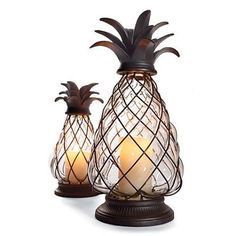 Pineapple Hurricane / Frontgate / $59.95 - $79.95