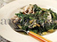 Σουπιές µε σέσκουλα Secret Menu, Food Categories, Seaweed Salad, Japchae, Seafood, Recipies, Beef, Chicken, Ethnic Recipes