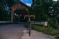 Classic Tour - Model Ø | Budnitz Bicycles Gallery | High End Belt Drive Titanium…
